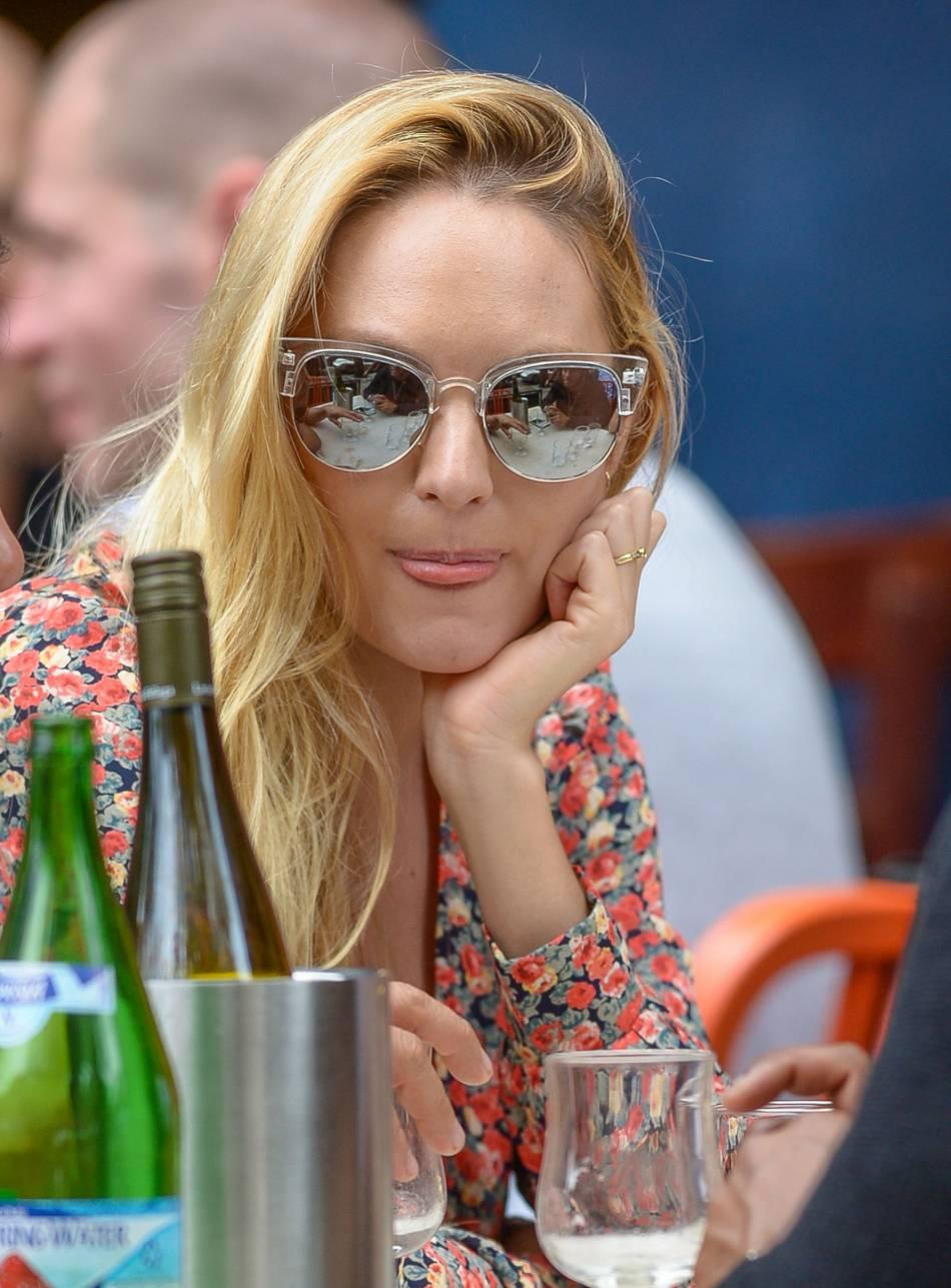 Candice Swanepoel à New York le 5 juin 2016.