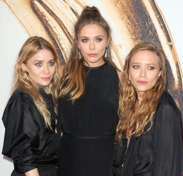 Les soeurs Olsen, lors de la cérémonie des CFDA Awards.