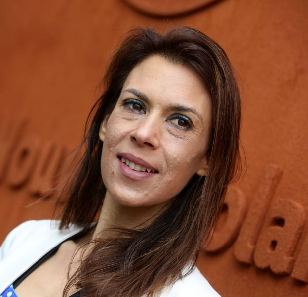 Marion Bartoli au village des internationaux de France de tennis à Roland-Garros à Paris 4 juin 2016.