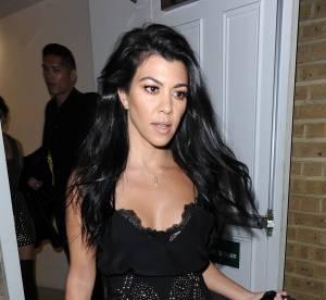 Kourtney Kardashian : alerte décolleté explosif à Londres !