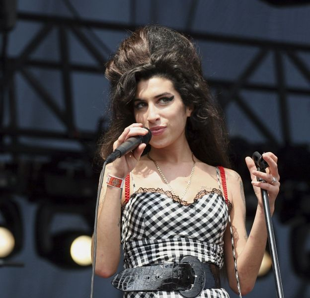 Amy Winehouse, icône d'un autre genre.
