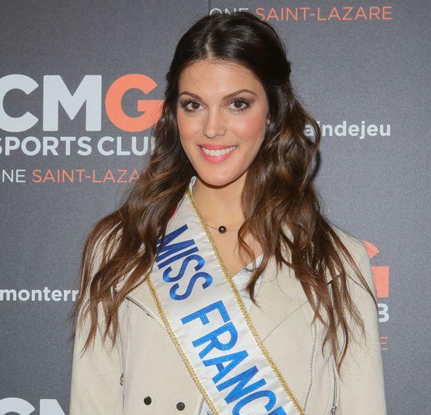 """Miss France 2016, Iris Mittenaere, participe à l'émission """"Fort Boyard"""" cet été."""