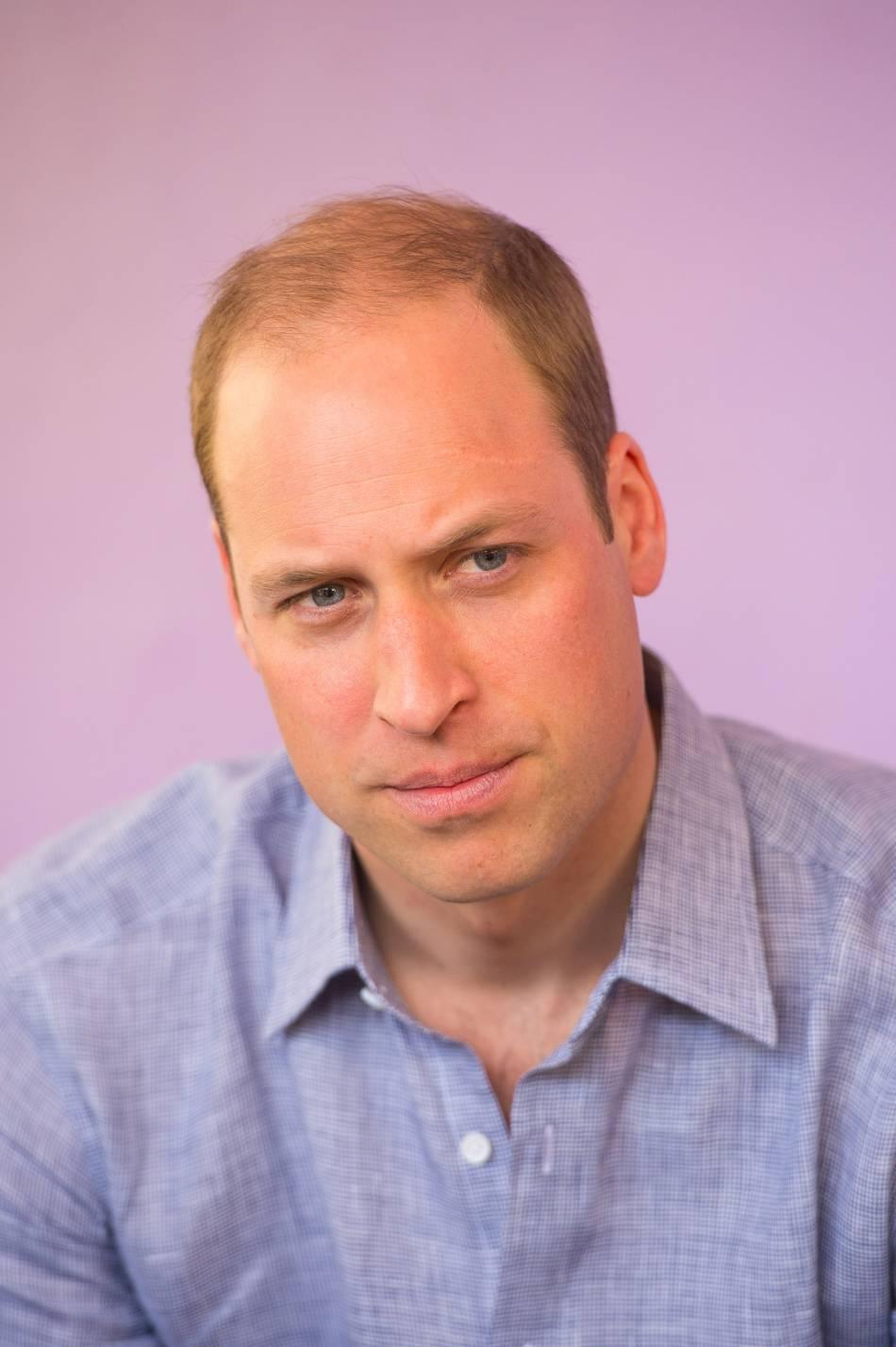Will Mellor a ajouté qu'il n'oubliera jamais sa rencontre avec le prince William.
