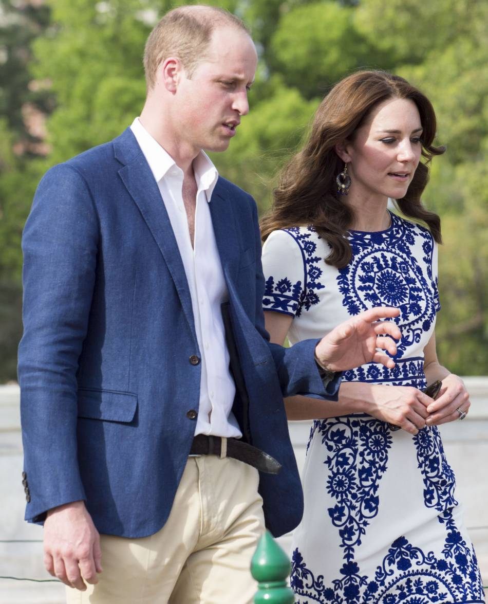 """Will Mellor a raconté sa rencontre avec le mari de Kate Middleton sur le plateau de """"The morning""""."""
