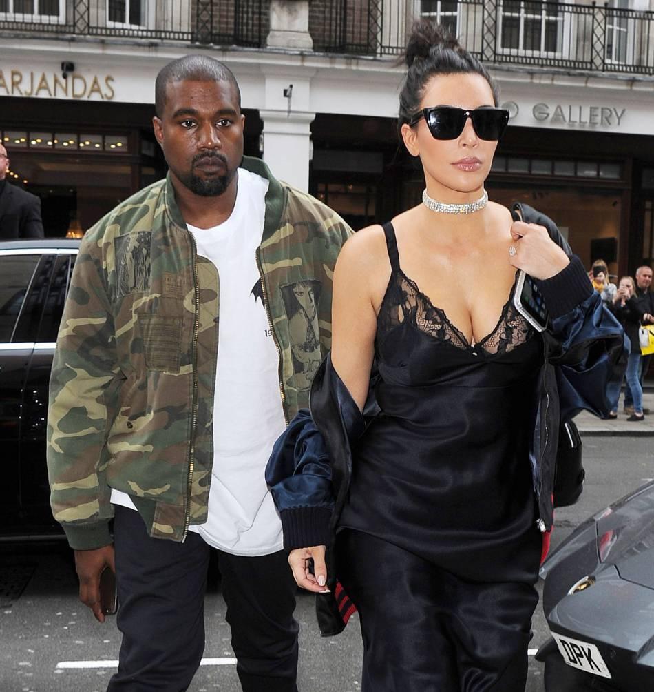 Kanye et Kim s'aiment comme au premier jour.