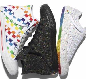 Nike, Levi's, Converse : les collections Pride soutiennent la cause LGBT