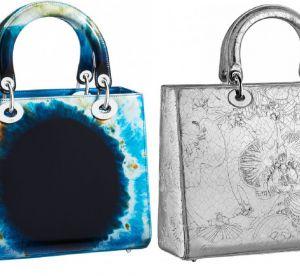 Lady Dior x Marc Quinn : Dior invente l'hyper capsule