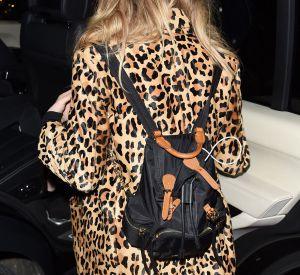 Le sac à dos est le nouveau it-bag à adopter si on en croit la it-girl.