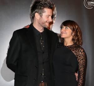 Jamie Hewlett et sa femme Emma De Caunes. La comédienne est maman d'une grande fille qui fêtera ses 14 ans en octobre 2016.