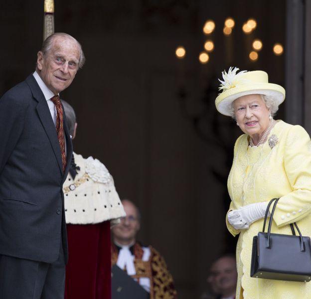 Aujourd'hui le prince Philip fête ses 95 ans.