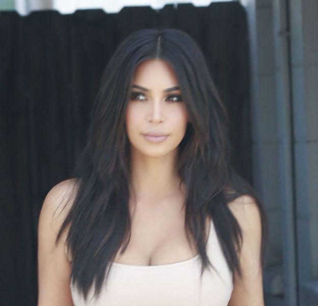 La star de télé-réalité Kim Kardashian