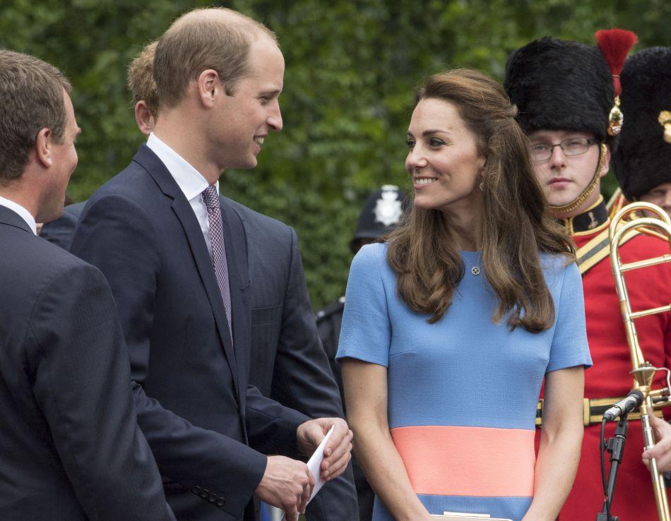 Kate Middleton et le prince William ont célébré les 90 ans de la reine Elizabeth II.