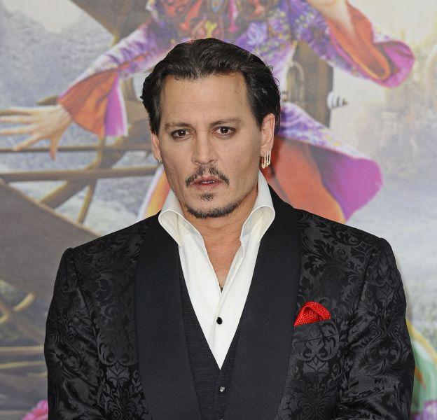 Johnny Depp s'est envolé aux Bahamas.