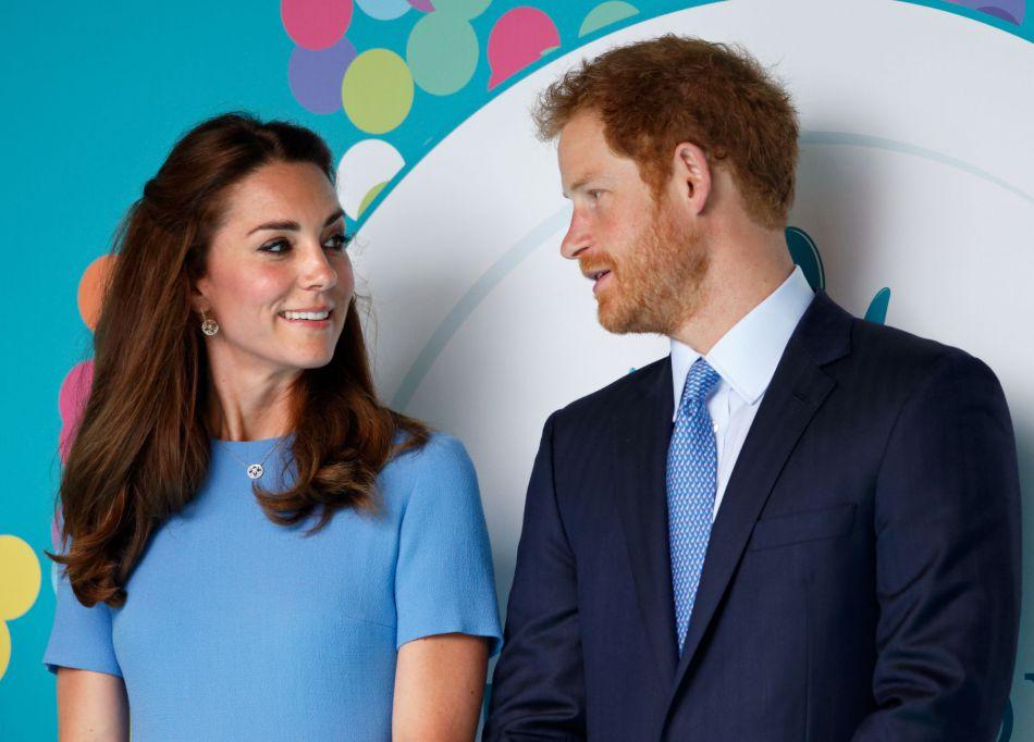 Se passerait-il quelque chose entre Kate Middleton et le prince Harry ?