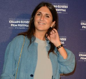 """Géraldine Nakache à l'avant-première du film """"Victoria"""" au cinéma Georges V lors du 5ème Champs Elysées Film Festival à Paris, le 13 juin 2016."""