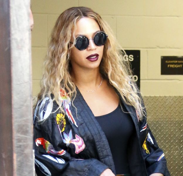 Beyoncé et son kimono, une super tendance.