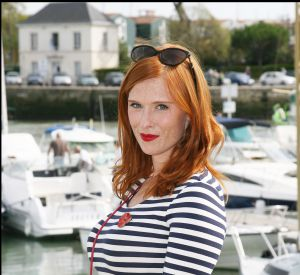 """Grâce à son rôle dns """"Intouchables"""", Audrey Fleurot acquière une place plus importante dans le cinéma français."""