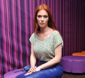 """Aujourd'hui, la comédienne est à l'affiche du deuxième film de Frédéric Beigbeder, """"L'idéal""""."""