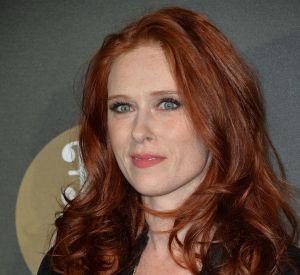 L'actrice était l'invité de la soirée des 30 ans de Canal+ au Palais de Tokyo à Paris le 4 novembre 2014.