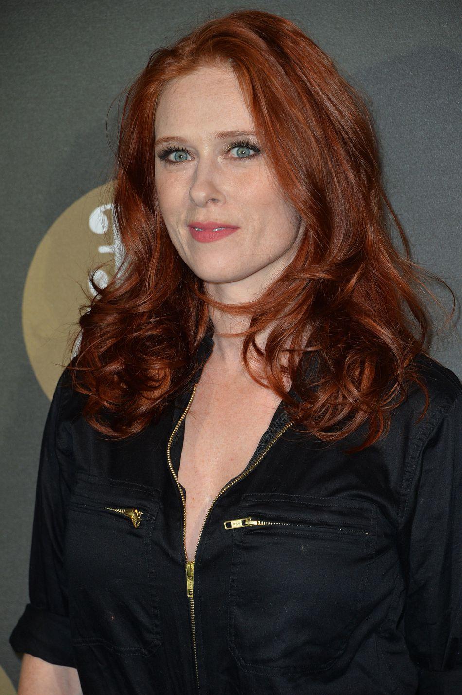 L'actrice était l'invité de la s oirée des 30 ans de  Canal+  au Palais de Tokyo à Paris le 4 novembre 2014.