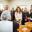 Rien n'arrête la Reine de Jordanie, pas même le jeûne.