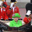 Pas commode la reine ? C'est peu dire !