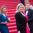 Benoît Magimel avec Emmanuelle Bercot : elle a changé sa vie en lui offrant un rôle qui l'a amené à Cannes et à décrocher un César.