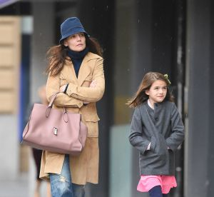 Suri Cruise, le portrait craché de sa mère : la fillette a bien grandi ! (photo)
