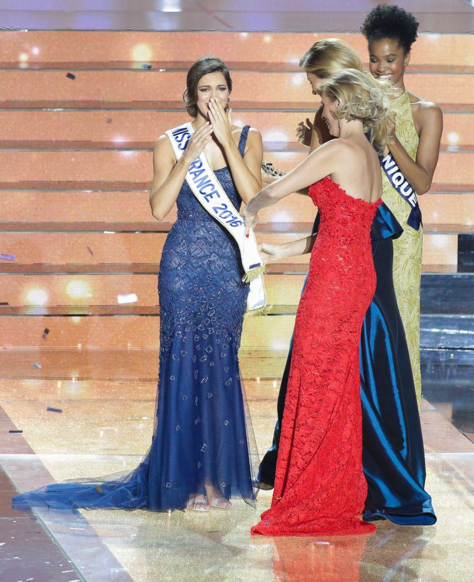 Elle a succédé à Camille Cerf, une autre Miss Nord-Pas-de-Calais, le 19 décembre 2015.