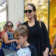 Angelina Jolie a fêté ses 41 ans le 4 juin dernier.