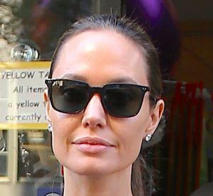 Angelina Jolie : toujours aussi amincie dans les rues de New-York