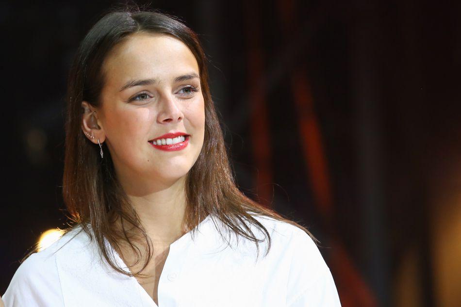 Pauline Ducruet : un sourire radieux pour la jeune rebelle du Rocher.