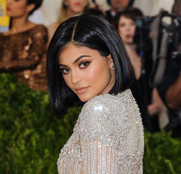 Kylie Jenner joue les naïades sur Snapchat le 19 juin 2016.