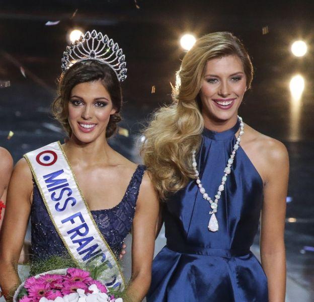 Iris Mittenaere et Camille Cerf ont affiché leur soutien aux Bleus.