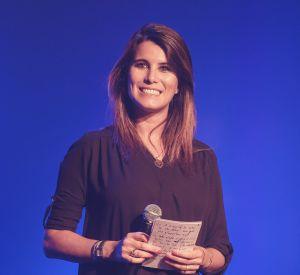 Karine Ferri, le sourire ultra Bright du PAF.