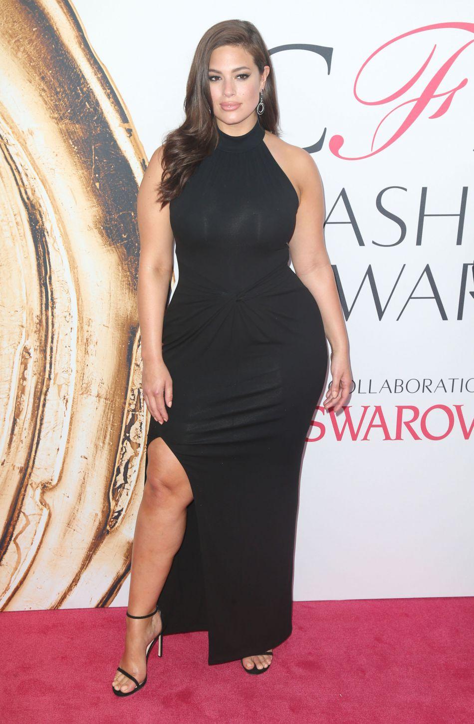 Ashley Graham, un top plus-size qui affole le red carpet.