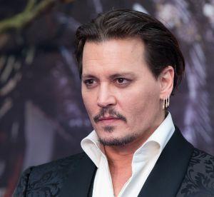 Johnny Depp : sa première déclaration après l'annonce de son divorce
