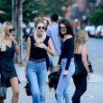 """Kendall Jenner, Gigi Hadid et Hailey Baldwin forment un """"squad"""" de rêve."""