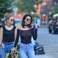 Kendall Jenner, Gigi Hadid et Hailey Baldwin, trio de it girls inséparable.