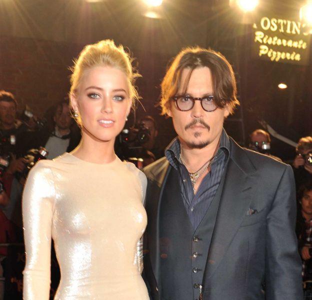 Johnny Depp a-t-il trompé Amber Heard ?