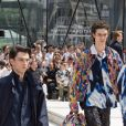 Issey Miyake Men printemps-ete 2017 Lieu : paris Universite Pierre et Marie Curie, patio 44/55, 4 Place Jussieu 75005