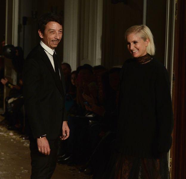 Maria Grazia Chiuri, ex du duo Valentino, est la nouvelle DA de Dior.