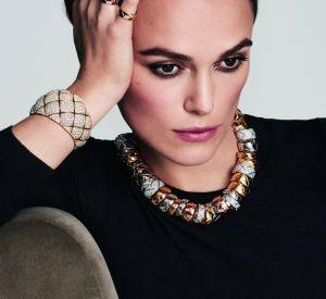 Keira Knightley nouvelle égérie Chanel Joaillerie.