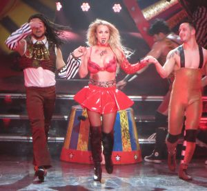 Britney Spears diablement sexy : sa tenue de scène qui enflamme Las Vegas