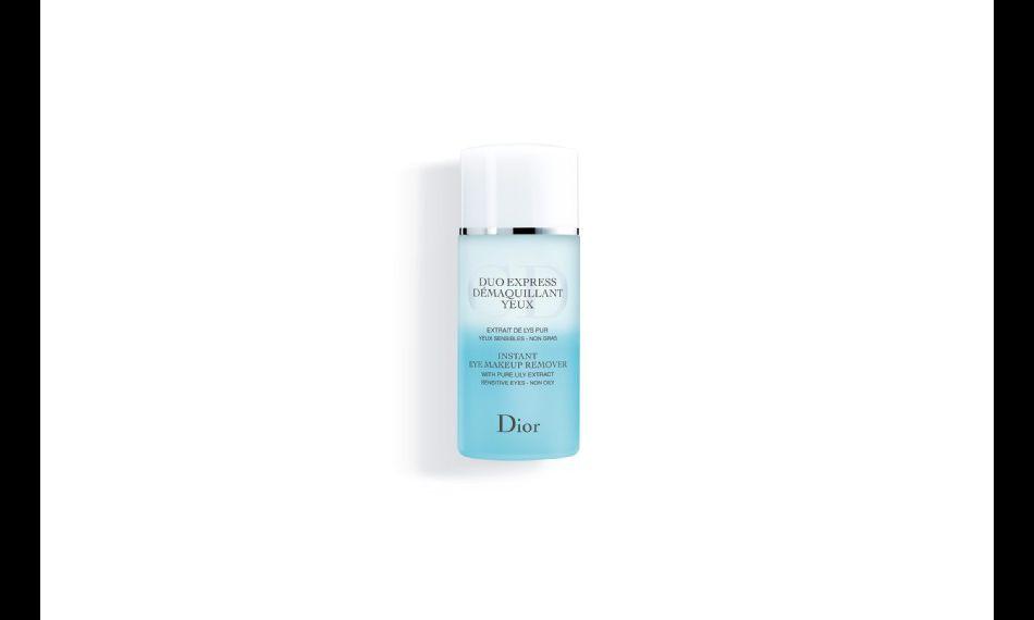 Démaquillant biphase, Dior, 32,50€.