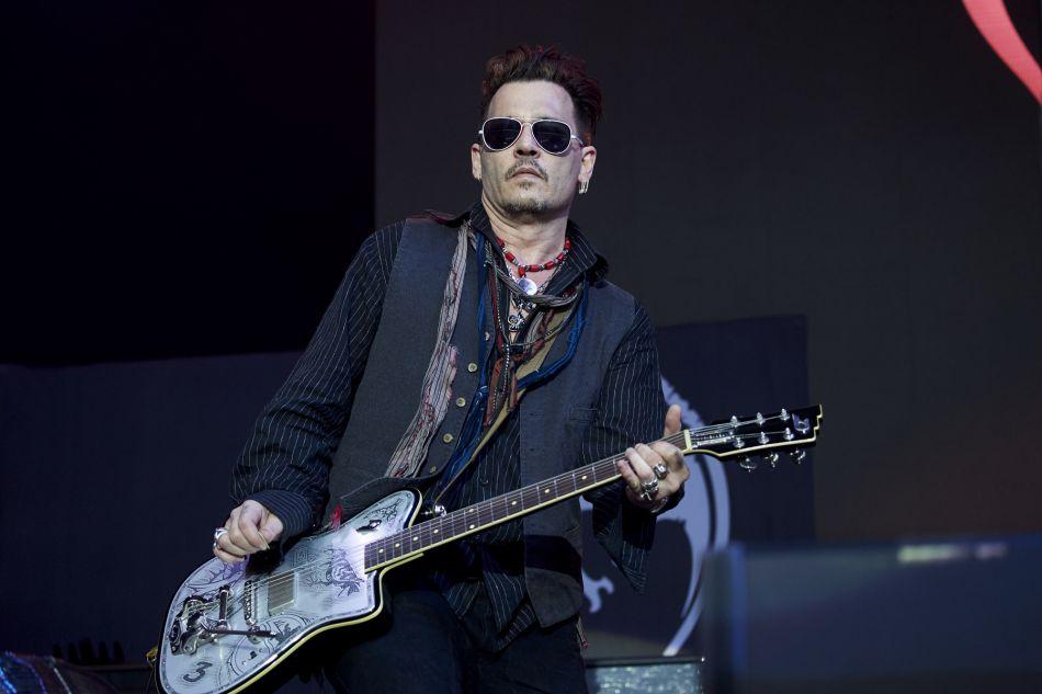 En plein divorce, Johnny Depp a choisi de se faire discret.