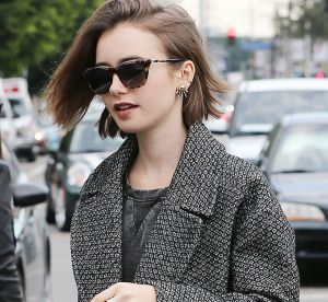 Lily Collins, Kim Kardashian, Lady Gaga, adeptes des transformations capillaires