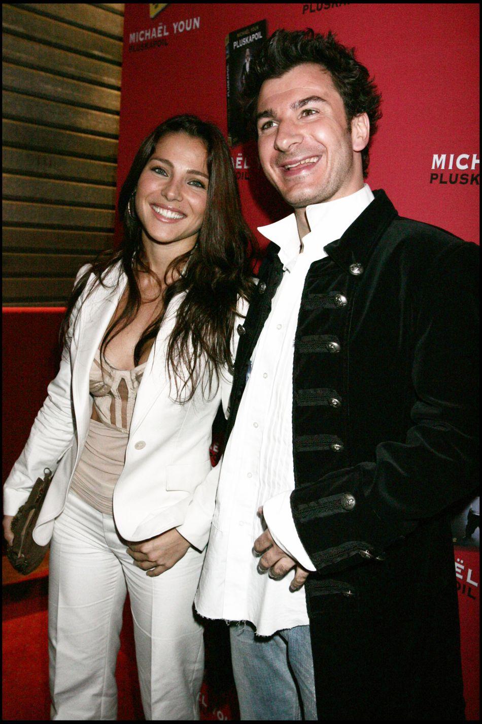 Michaël Youn et Elsa Pataky en 2005.