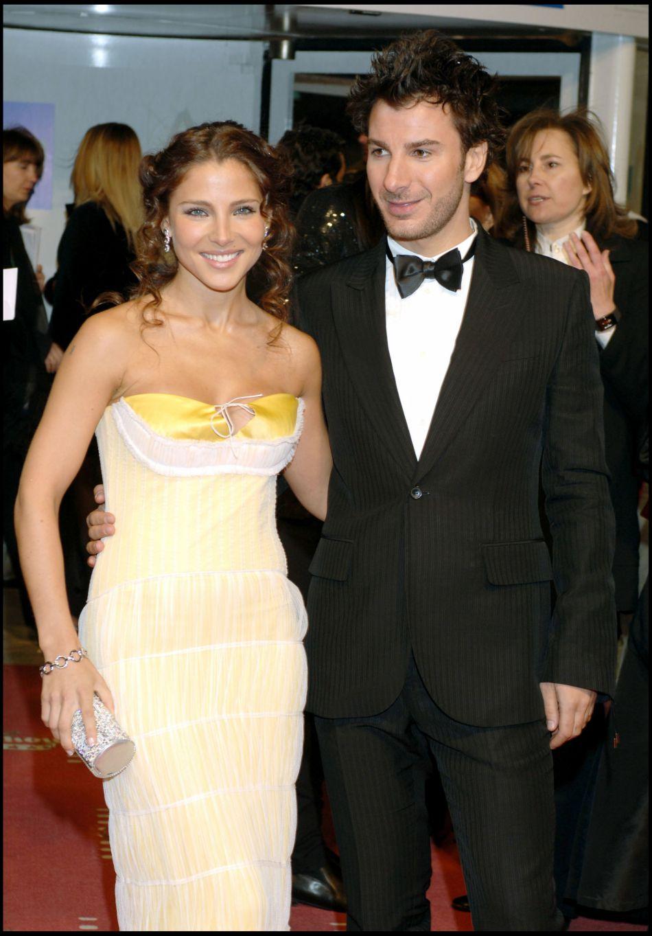 Michaël Youn et Elsa Pataky lors de leur histoire d'amour en 2006.