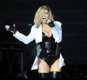 Fergie : topless, elle fait monter la température pour son nouvel album !
